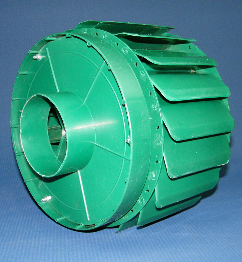 Sewer/Toilet Vent 325mm diameter to fit 110mm Pipe (available in silver, green and terracotta)